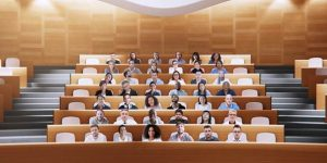 together mode lecture theatre